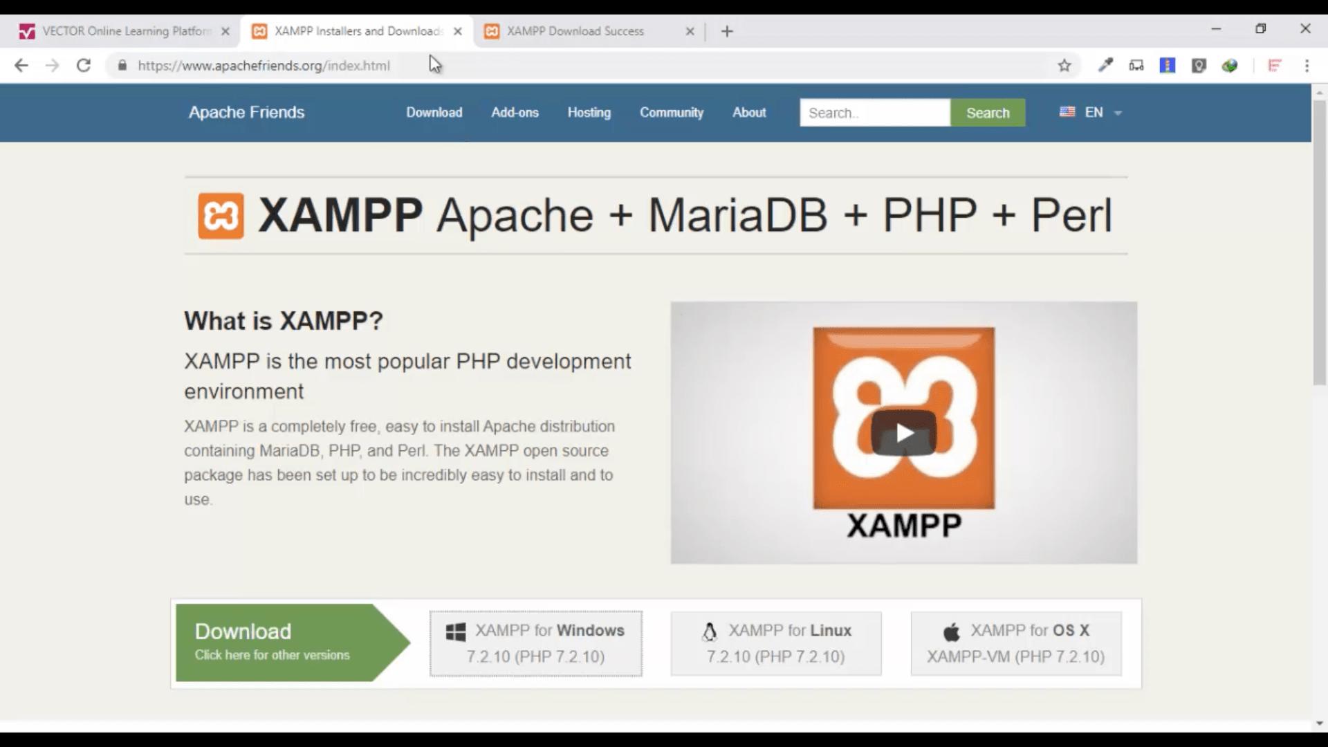 007-Install-and-Setup-XAMPP-Local-Host-wp_course-min