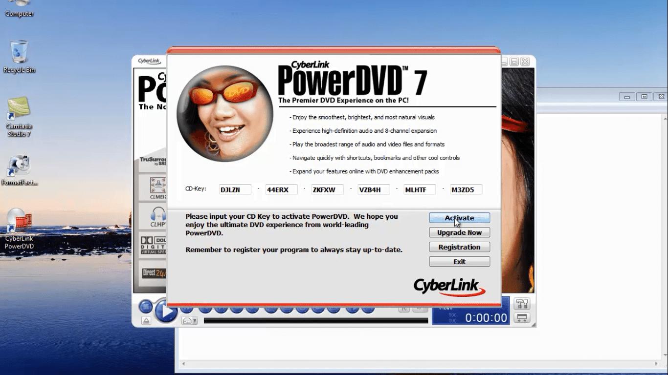 016 PowerDVD-Program-install-လုပ်ပုံ