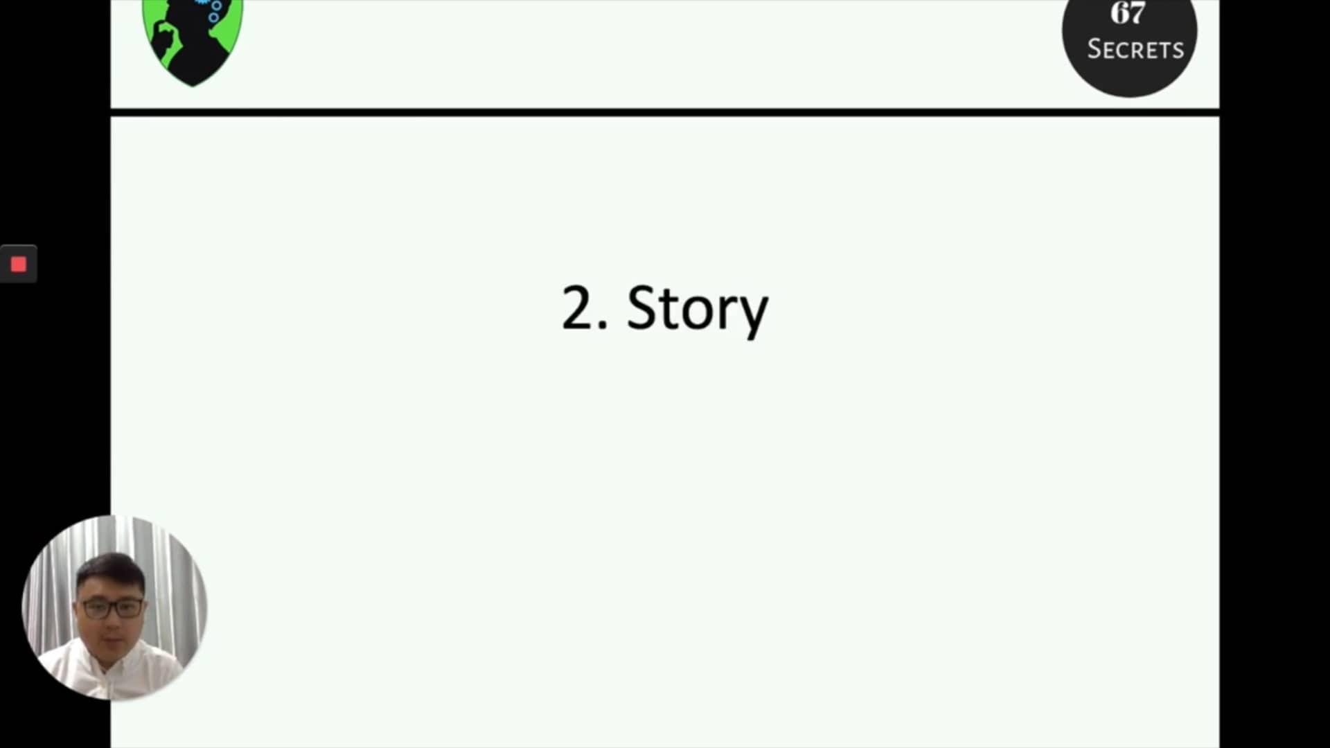 2. Storytelling