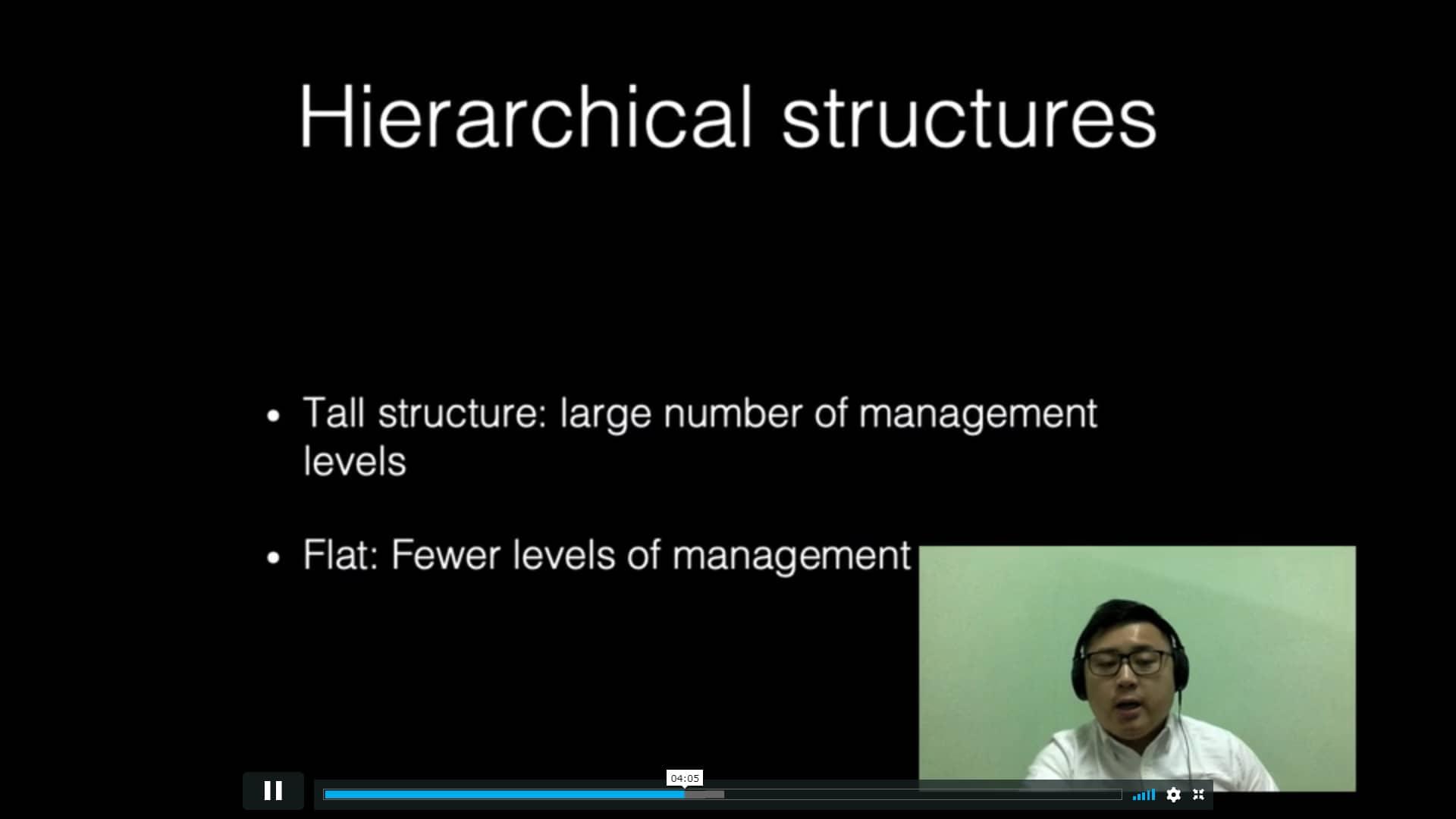Organizational Structure OB3