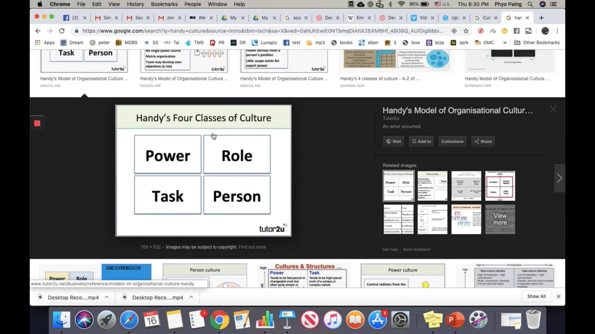 Organizational Structure OB5