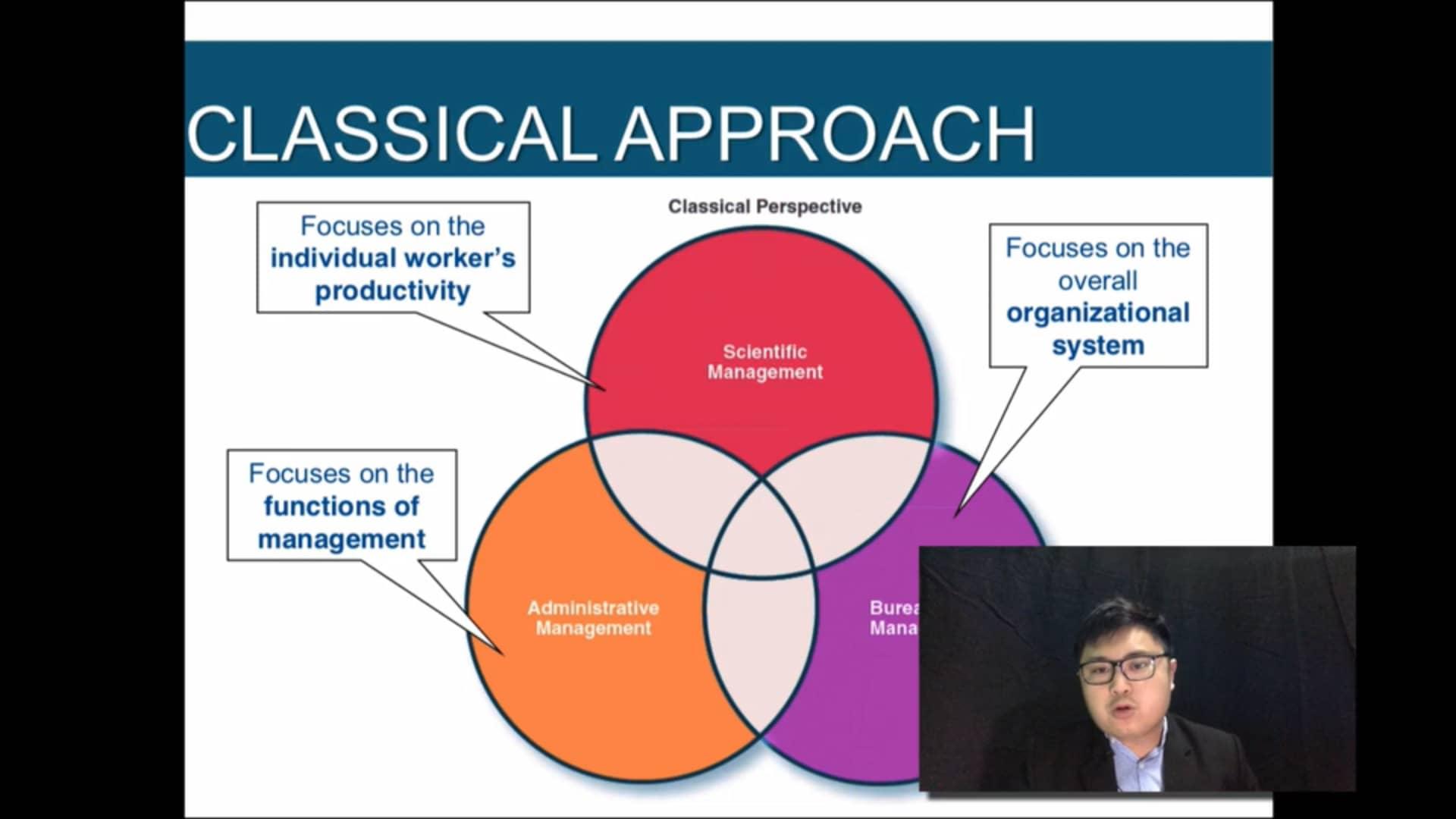 Scientific management OB 09