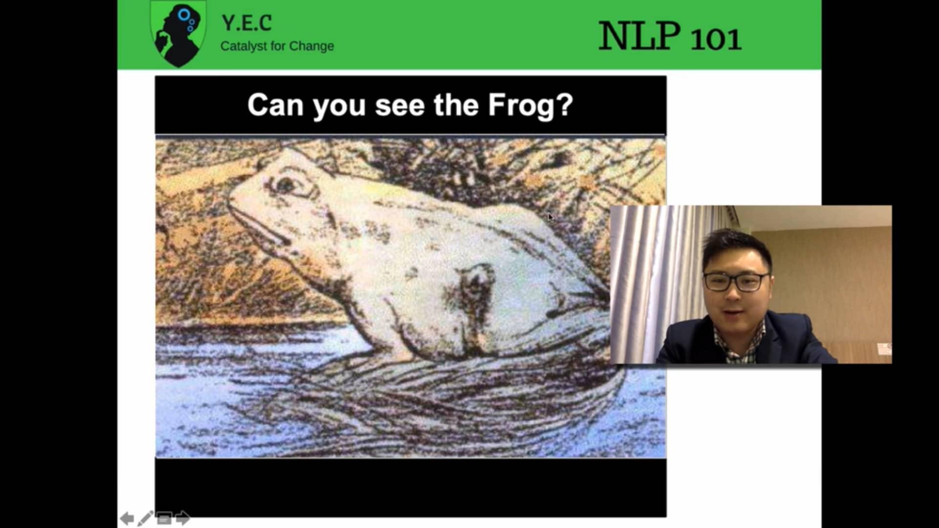 NLP 5 - presuppositions