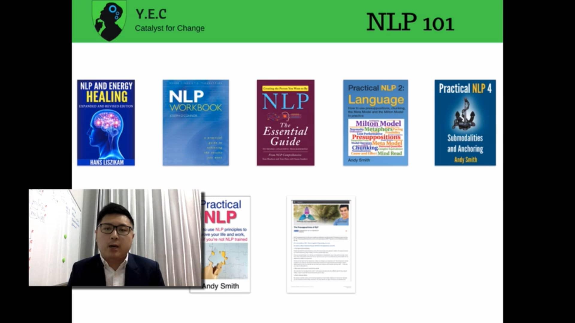 NLP 9 - 4 Pillors