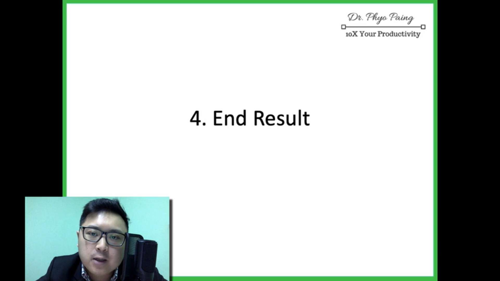 13 End result ( Power of Goal Setting)