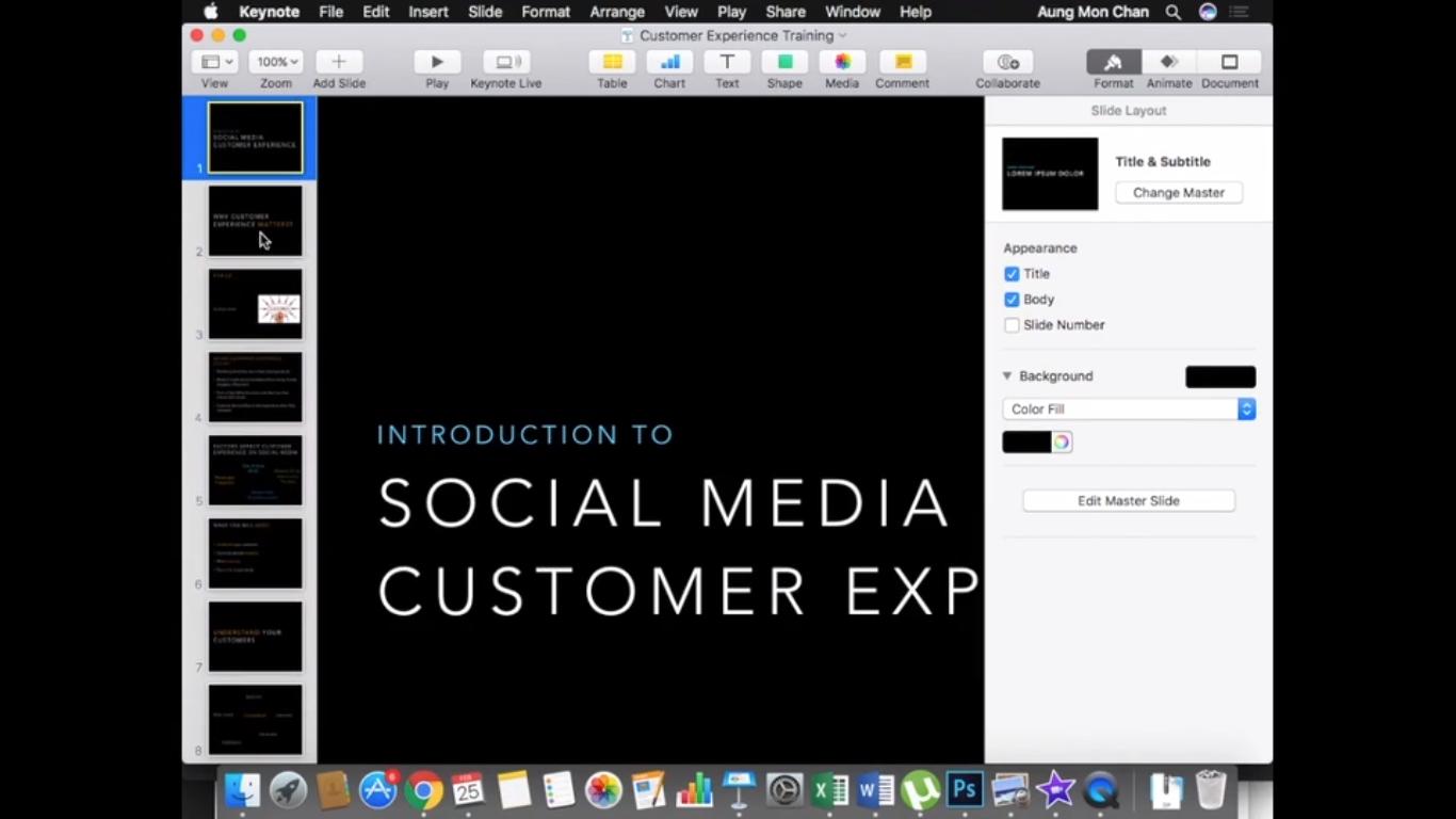 15. Social Media Customer Service