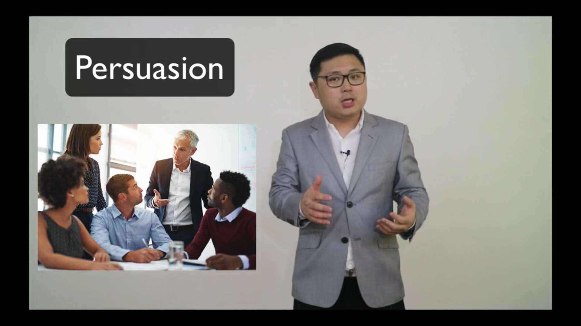 2. Presentation for Impact