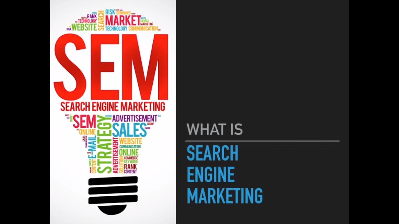 2. Search Engine Marketing