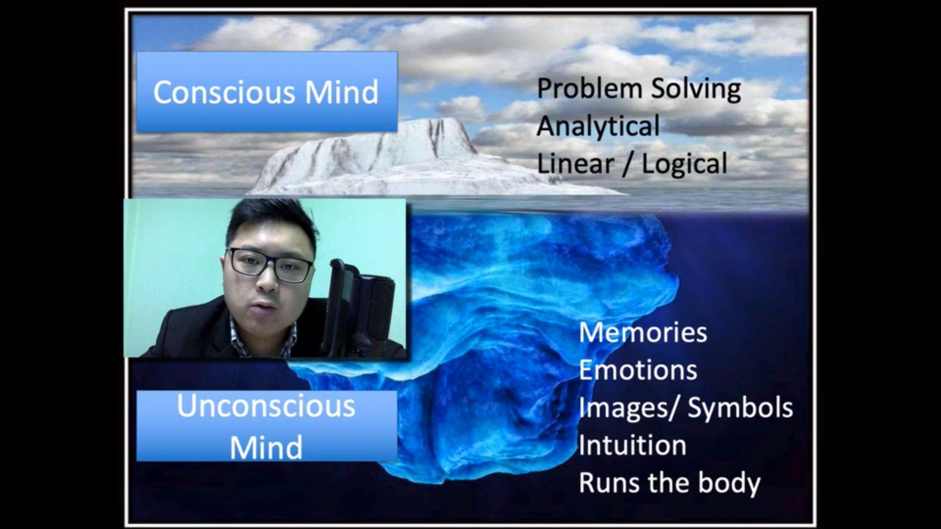 3. Conscious Vs Unconscious Mind