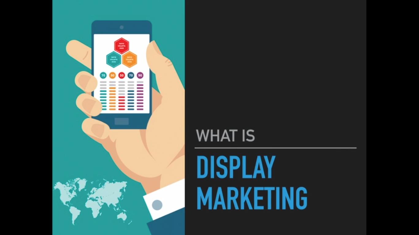 3. Display Marketing
