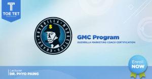 GMC Program (Guerrilla Marketing Coach Certification)