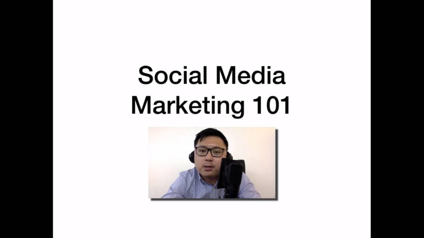 SMM 1 (Social Media Marketing)