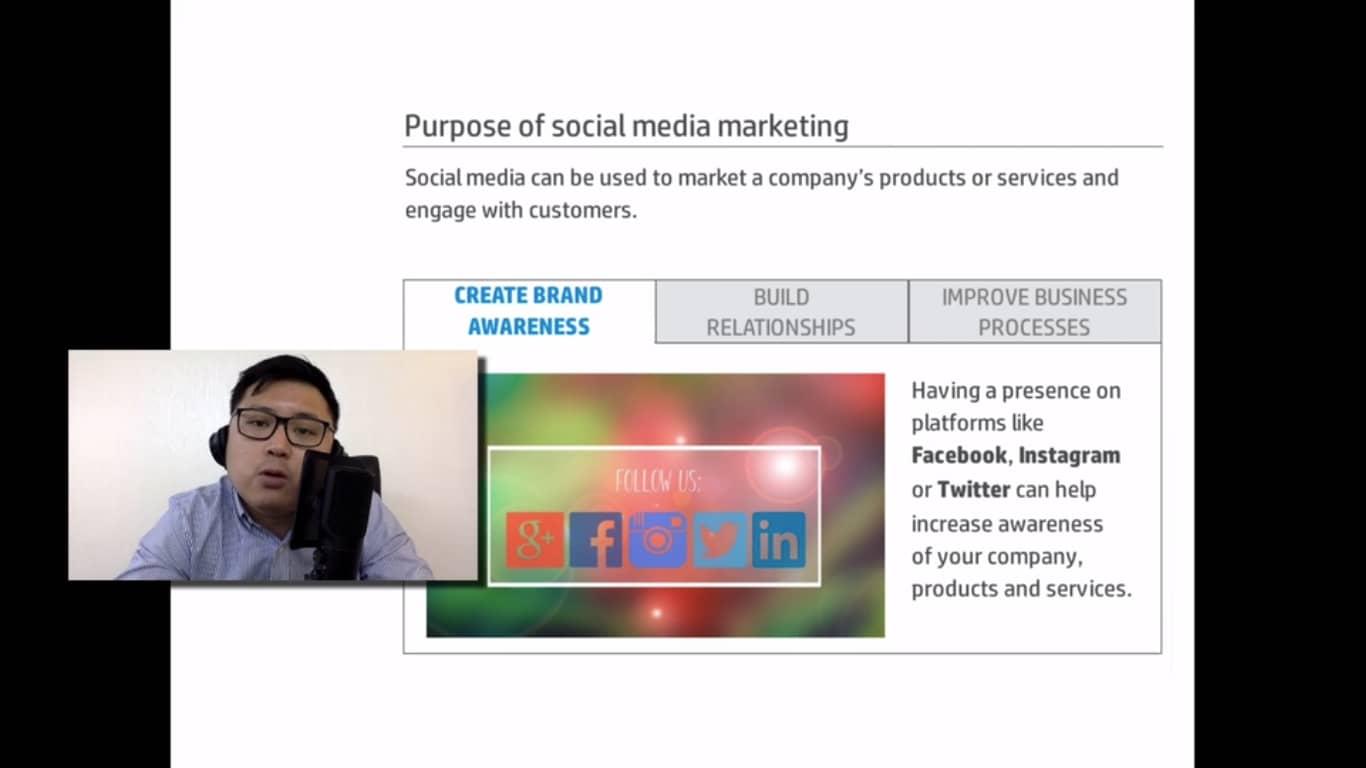 SMM 2 - Purpose of Social Media Marketing