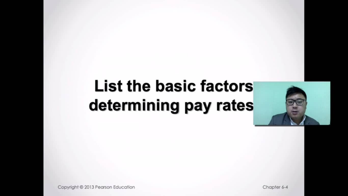 HR 9 Job Evaluation and Pay Plan