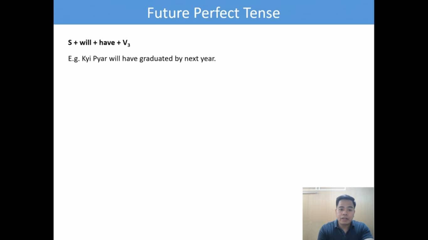 Lesson(29)Future Perfect Tense