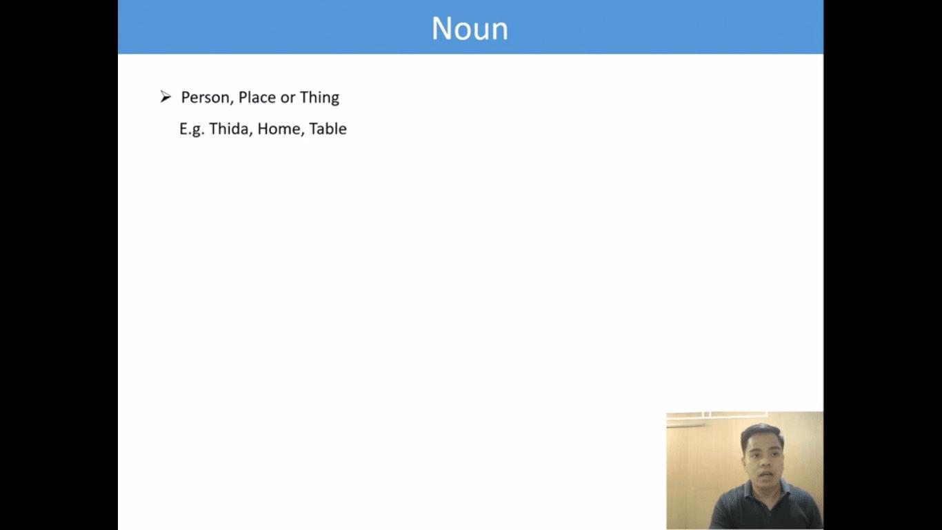 Lesson(2)Noun