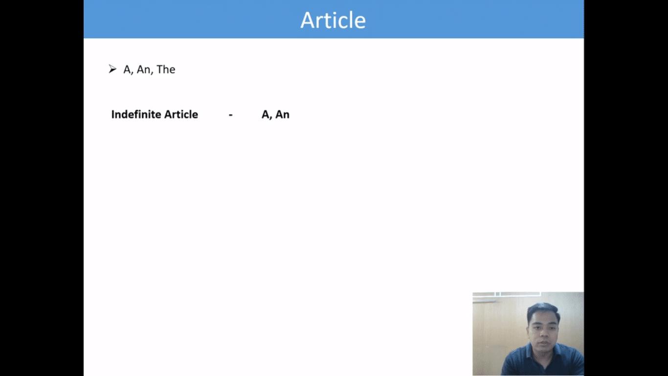 Lesson(4)Article